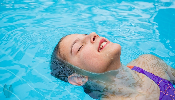 Skin and Hair Dryness from Swimming? Protect Yourself Even
