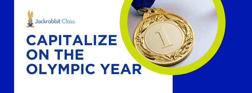 How To Capitalize On The Olympic Year